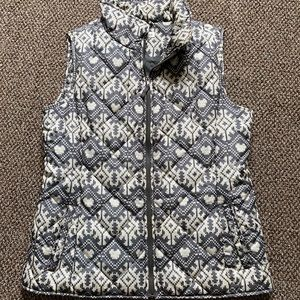 Coldwater Creek insulated vest